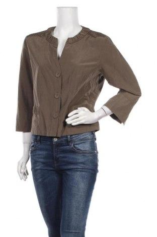 Дамско сако G.W., Размер L, Цвят Зелен, Цена 4,54лв.