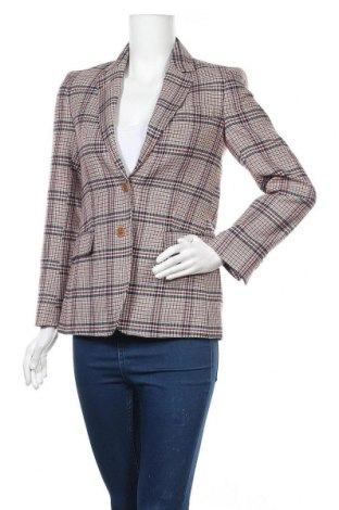 Дамско сако Gant, Размер S, Цвят Многоцветен, 34% вискоза, 33% вълна, 32% полиестер, 1% еластан, Цена 111,75лв.
