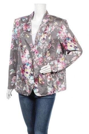 Γυναικείο σακάκι Gerry Weber, Μέγεθος XL, Χρώμα Πολύχρωμο, 97% βαμβάκι, 3% ελαστάνη, Τιμή 28,06€