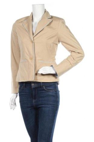 Дамско сако Hennes, Размер M, Цвят Бежов, 97% памук, 3% еластан, Цена 16,38лв.