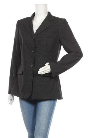 Дамско сако Hennes, Размер L, Цвят Черен, 65% полиестер, 32% вискоза, 5% еластан, Цена 7,09лв.