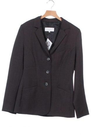 Дамско сако Hennes, Размер XS, Цвят Сив, Полиестер, Цена 7,09лв.