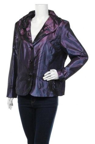 Дамско сако Hermann Lange, Размер XL, Цвят Лилав, Полиестер, Цена 11,55лв.