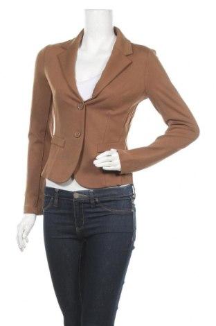 Дамско сако Imperial, Размер S, Цвят Кафяв, 68% вискоза, 27% полиамид, 5% еластан, Цена 14,18лв.