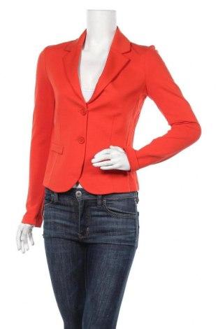 Дамско сако Imperial, Размер M, Цвят Червен, 68% вискоза, 27% полиамид, 5% еластан, Цена 28,93лв.