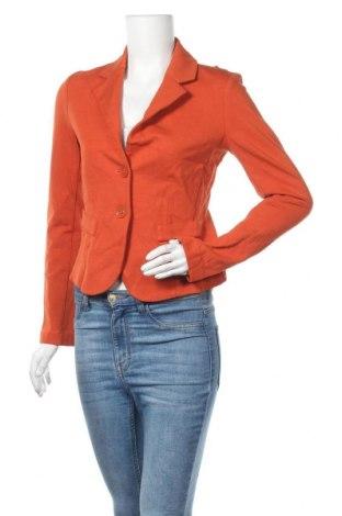 Дамско сако Imperial, Размер M, Цвят Оранжев, 65% вискоза, 30% полиамид, 5% еластан, Цена 14,49лв.
