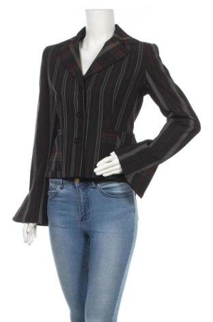 Дамско сако Isabel De Pedro, Размер M, Цвят Черен, 54% полиестер, 44% вълна, 2% еластан, Цена 15,29лв.