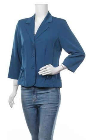 Дамско сако Jessica, Размер M, Цвят Син, 95% полиестер, 5% еластан, Цена 7,35лв.