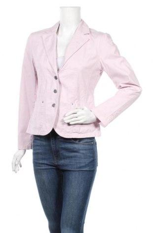 Дамско сако Joy, Размер S, Цвят Розов, 96% памук, 4% еластан, Цена 16,91лв.