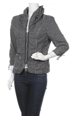 Дамско сако Kapalua, Размер L, Цвят Син, 53% лен, 47% памук, Цена 10,40лв.