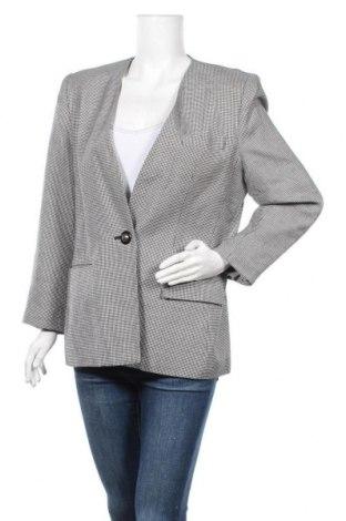 Дамско сако Kasper, Размер XL, Цвят Черен, Вискоза, Цена 23,52лв.