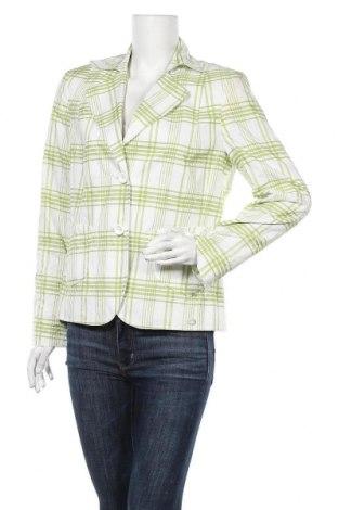 Дамско сако Lisa Tossa, Размер M, Цвят Зелен, Полиестер, Цена 3,00лв.