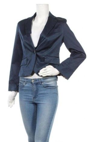 Γυναικείο σακάκι Lulumary, Μέγεθος L, Χρώμα Μπλέ, 47% βαμβάκι, 50% πολυεστέρας, 3% ελαστάνη, Τιμή 5,91€