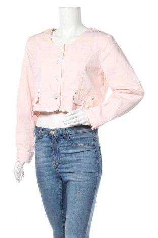 Γυναικείο σακάκι Mac Scott, Μέγεθος XL, Χρώμα Ρόζ , 98% βαμβάκι, 2% ελαστάνη, Τιμή 5,91€