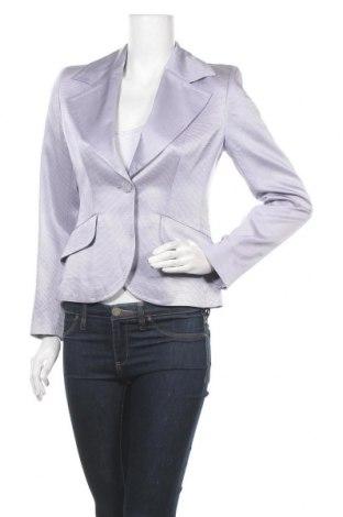 Γυναικείο σακάκι Max Mara, Μέγεθος M, Χρώμα Βιολετί, 53% βαμβάκι, 43% ασετάτ, Τιμή 33,52€