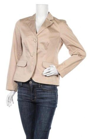 Дамско сако Modeszene, Размер M, Цвят Бежов, 97% памук, 3% еластан, Цена 12,08лв.