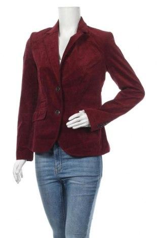 Γυναικείο σακάκι More & More, Μέγεθος M, Χρώμα Κόκκινο, 97% βαμβάκι, 3% ελαστάνη, Τιμή 13,51€
