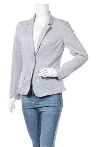 Дамско сако Nkd, Размер L, Цвят Сив, 95% памук, 5% еластан, Цена 6,30лв.