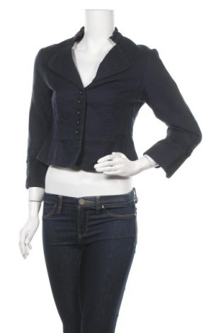 Γυναικείο σακάκι Noa Noa, Μέγεθος S, Χρώμα Μπλέ, Τιμή 14,09€