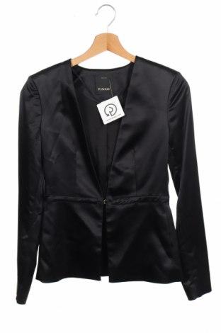 Дамско сако Pinko, Размер XS, Цвят Черен, 51% ацетат, 45% полиамид, 4% еластан, Цена 62,21лв.