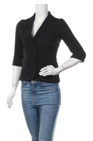 Γυναικείο σακάκι Seductions, Μέγεθος XS, Χρώμα Μαύρο, 64% πολυεστέρας, 32% βισκόζη, 4% ελαστάνη, Τιμή 6,37€