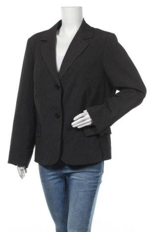 Дамско сако Steve Ketell, Размер XL, Цвят Черен, 60% полиестер, 36% вискоза, 4% еластан, Цена 7,09лв.