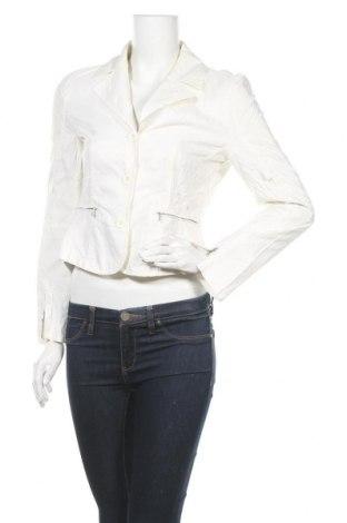 Дамско сако Strenesse Blue, Размер S, Цвят Бял, 93% памук, 7% полиамид, Цена 17,85лв.