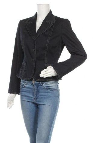 Γυναικείο σακάκι Tahari By Arthur S. Levine, Μέγεθος M, Χρώμα Μπλέ, 63% βαμβάκι, 34% πολυεστέρας, 3% ελαστάνη, Τιμή 11,80€