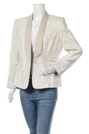 Γυναικείο σακάκι Tahari By Arthur S. Levine, Μέγεθος L, Χρώμα Πολύχρωμο, Λινό, Τιμή 34,55€