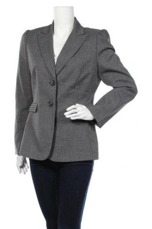 Γυναικείο σακάκι Tahari By Arthur S. Levine, Μέγεθος L, Χρώμα Γκρί, 98% βαμβάκι, 2% ελαστάνη, Τιμή 10,23€