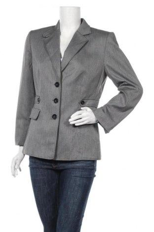 Γυναικείο σακάκι Tahari By Arthur S. Levine, Μέγεθος L, Χρώμα Γκρί, 64% πολυεστέρας, 34% βισκόζη, 2% ελαστάνη, Τιμή 8,18€