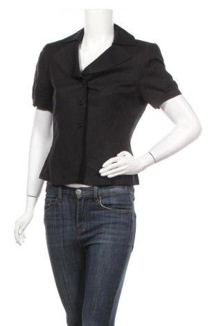 Γυναικείο σακάκι Tahari By Arthur S. Levine, Μέγεθος S, Χρώμα Μαύρο, 55% λινό, 45% βισκόζη, Τιμή 14,78€