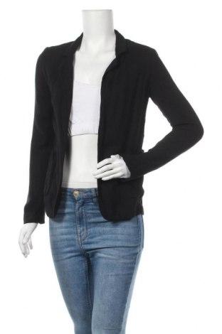 Γυναικείο σακάκι Talula, Μέγεθος XS, Χρώμα Μαύρο, Βισκόζη, Τιμή 5,46€