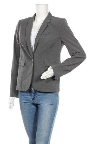Дамско сако The Limited, Размер M, Цвят Сив, 67% полиестер, 29% вискоза, 4% еластан, Цена 6,28лв.