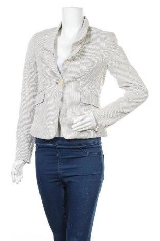 Дамско сако The Limited, Размер M, Цвят Екрю, 97% памук, 3% еластан, Цена 13,65лв.