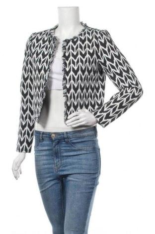 Дамско сако Tom Tailor, Размер S, Цвят Черен, 72% полиестер, 28% памук, Цена 31,92лв.