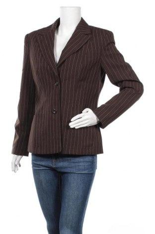 Дамско сако Trend, Размер M, Цвят Кафяв, 97% полиестер, 3% еластан, Цена 11,34лв.