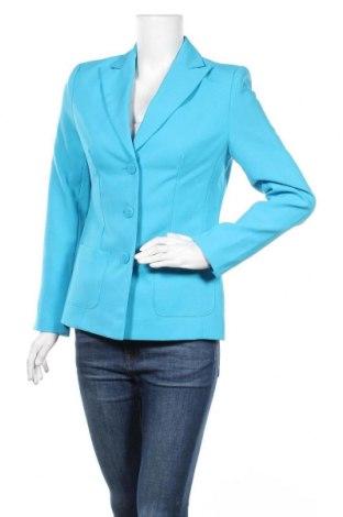 Дамско сако Trend, Размер S, Цвят Син, Полиестер, Цена 32,29лв.