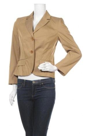 Дамско сако Turnover, Размер S, Цвят Кафяв, 83% памук, 14% полиамид, 3% еластан, Цена 17,64лв.