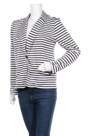 Γυναικείο σακάκι Up 2 Fashion, Μέγεθος M, Χρώμα Μπλέ, 67% πολυεστέρας, 30% βισκόζη, 3% ελαστάνη, Τιμή 10,98€