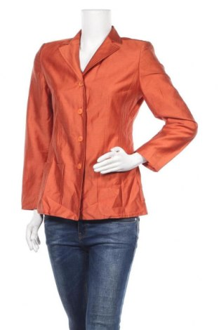 Γυναικείο σακάκι Vittoria Verani, Μέγεθος S, Χρώμα Πορτοκαλί, Ασετάτ, Τιμή 6,37€