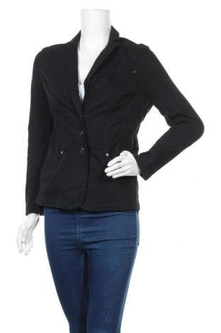 Γυναικείο σακάκι Viventy by Bernd Berger, Μέγεθος M, Χρώμα Μαύρο, 67% βαμβάκι, 28% πολυεστέρας, 5% ελαστάνη, Τιμή 5,46€