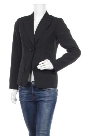 Дамско сако Vivien Caron, Размер S, Цвят Черен, Полиестер, Цена 54,81лв.