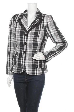 Γυναικείο σακάκι Yorn, Μέγεθος M, Χρώμα Μαύρο, Πολυεστέρας, Τιμή 4,77€