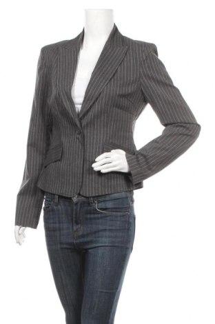 Дамско сако Z-One, Размер M, Цвят Сив, 63% полиестер, 34% вискоза, 3% еластан, Цена 12,60лв.