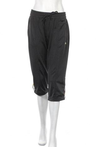 Дамско спортно долнище Adidas, Размер L, Цвят Черен, Полиестер, Цена 31,50лв.