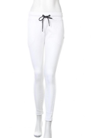Γυναικείο αθλητικό παντελόνι Bonds, Μέγεθος S, Χρώμα Λευκό, Βαμβάκι, πολυεστέρας, Τιμή 12,47€