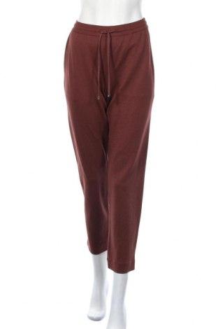 Γυναικείο αθλητικό παντελόνι Massimo Dutti, Μέγεθος M, Χρώμα Καφέ, 43% μοντάλ, 37% βαμβάκι, 20% πολυαμίδη, Τιμή 34,41€
