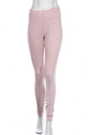 Пижама Pompea, Размер M, Цвят Розов, 80% вискоза, 15% полиестер, 5% еластан, Цена 28,56лв.