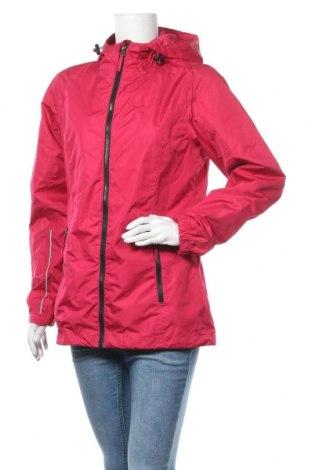 Дамско спортно яке Crane, Размер M, Цвят Розов, Полиестер, Цена 26,46лв.